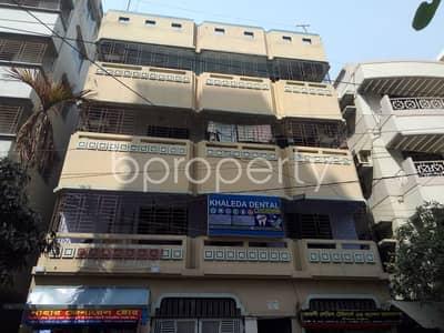 2 Bedroom Flat for Rent in Uttara, Dhaka - 900 Sq Ft Flat Is Up For Rent In Uttara