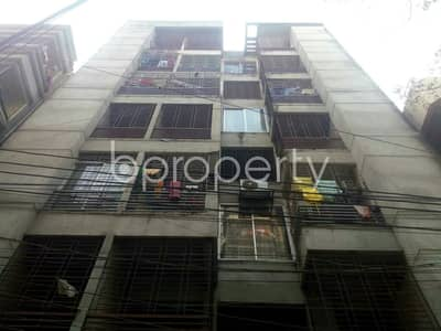 2 Bedroom Apartment for Sale in Banasree, Dhaka - 820 Sq Ft Flat Is Up For Sale In South Banasree