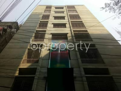 3 Bedroom Apartment for Sale in Banasree, Dhaka - 1180 Sq Ft Flat Is Up For Sale In South Banasree