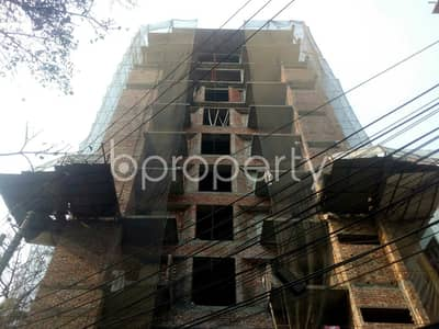 2 Bedroom Apartment for Sale in Banasree, Dhaka - Worthy 990 SQ FT residence is for sale at Banasree