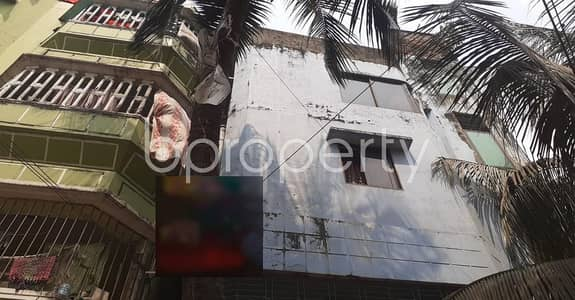 2 Bedroom Apartment for Rent in Halishahar, Chattogram - In Halishahar this flat is up for rent which is 650 SQ FT