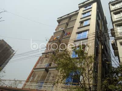 3 Bedroom Apartment for Rent in Bashundhara R-A, Dhaka - Smartly priced 1500 SQ FT apartment, that you should check in Bashundhara R-A
