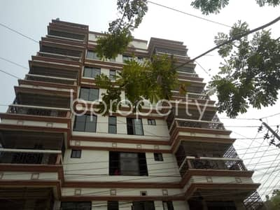 3 Bedroom Flat for Rent in Bashundhara R-A, Dhaka - Affordable and nice flat is up for rent in Bashundhara R-A which is 1400 SQ FT