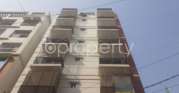2 Bedroom Flat for Rent in Uttara, Dhaka - Affordable and nice flat is up for rent in Uttara 11 which is 850 SQ FT