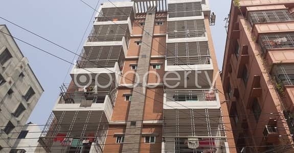 2 Bedroom Apartment for Rent in Bashundhara R-A, Dhaka - Tastefully Designed this 900 SQ FT apartment is now vacant for rent in Bashundhara R-A