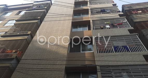 2 Bedroom Flat for Rent in Mohammadpur, Dhaka - Affordable and nice flat is up for rent in Mohammadpur, Road No 10 which is 800 SQ FT