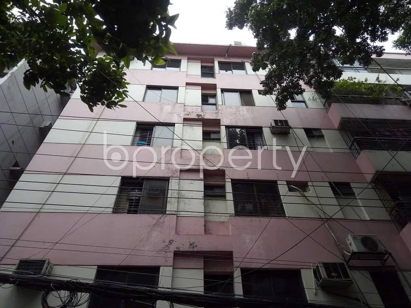 A 1800 SQ FT apartment is waiting for rent at Gulshan 2 nearby United Commercial Bank Limited Head Office