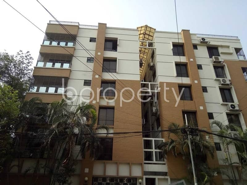 2189 SQ FT flat for Rent in Gulshan close to City Bank