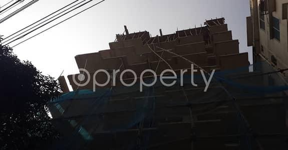An Apartment Is For Sale In Dhanmondi Near West Dhanmondi Jame Masjid