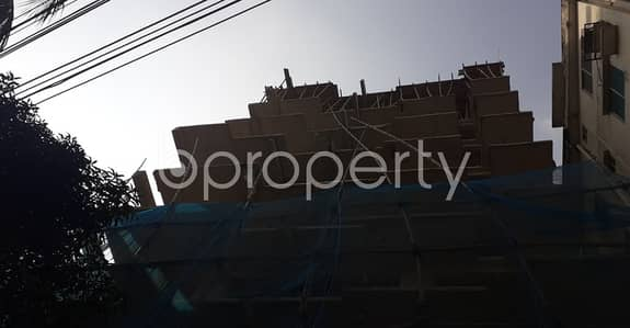 An Apartment Which Is Up For Sale At Dhanmondi Near To West Dhanmondi Jame Masjid