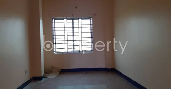 3 Bedroom Apartment for Rent in 10 No. North Kattali Ward, Chattogram - Nice Flat For Rent In Proshanti R/a Adjacent To Kaibalyadham Railway Station.