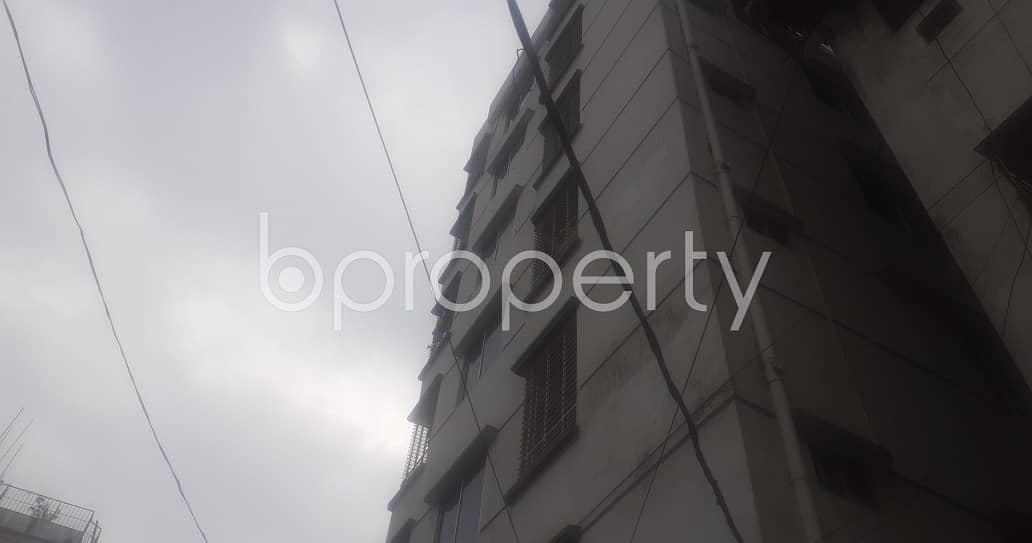 A Nice Flat Is For Sale In Mohammadpur Nearby Alhaj Mockbul Hossain University College
