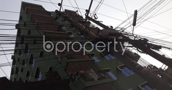 3 Bedroom Flat for Sale in Double Mooring, Chattogram - Apartment Of 1180 Sq. Ft For Sale In Halishahar Road.