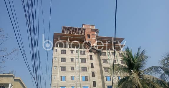 2 Bedroom Flat for Rent in Halishahar, Chattogram - This 900 Sq Ft Flat Is Up For Rent Within Your Affordability, Is Located At Munir Nagar