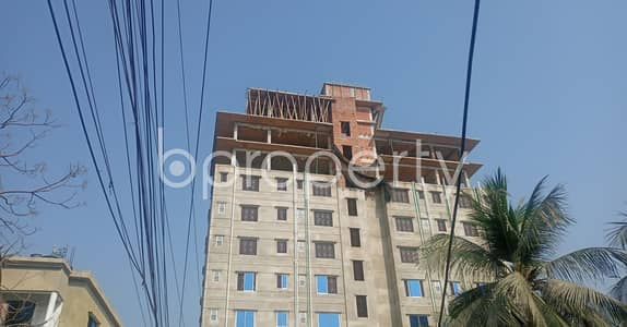 2 Bedroom Flat for Rent in Halishahar, Chattogram - All Set For Rental Purpose This 860 Sq Ft Flat In The Location Of Munir Nagar