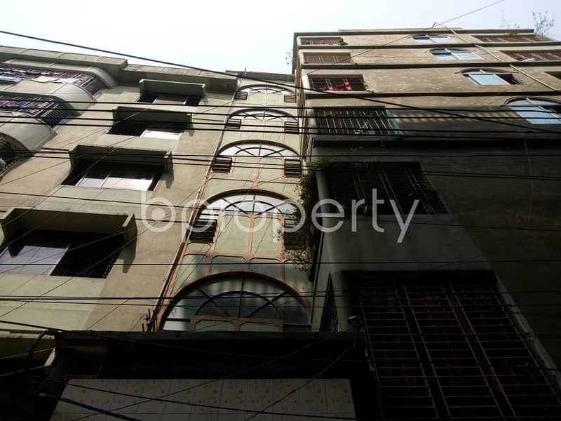 1400 Sq Ft Commercial Apartment Is Available For Sale In Mirpur