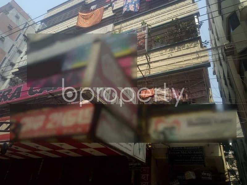 Check Out This 1350 Sq Ft Commercial Space Up For Rent At Mirpur