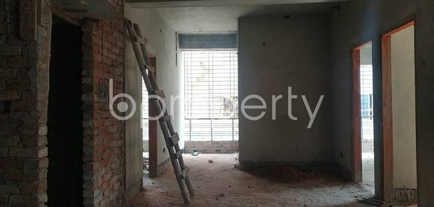 3 Bedroom Flat for Sale in Badda, Dhaka - Beside To Uttar Purba Badda Government Primary School A 1350 Square Feet Residential Apartment For Sale