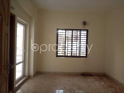 3 Bedroom Apartment for Rent in 15 No. Bagmoniram Ward, Chattogram - Tastefully Designed This 1600 Sq. Ft Apartment Is Now Vacant For Rent In Hillview Residential Area.