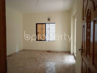 3 Bedroom Apartment for Rent in 15 No. Bagmoniram Ward, Chattogram - Take This Attractive Flat Which Is Up For Rent In Hillview Residential Area Featuring 1875 Sq Ft