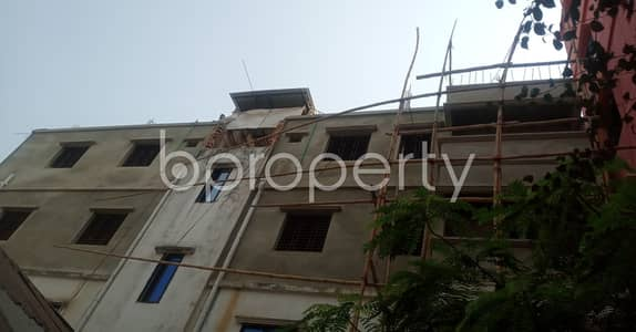 1 Bedroom Apartment for Rent in Halishahar, Chattogram - Great Location! Check Out This 440 Square Feet Flat For Rent In Bandartila Beside To Baitul Hamid Jame Masjid