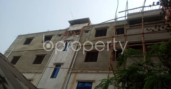 1 Bedroom Flat for Rent in Halishahar, Chattogram - Affordable And Cozy 1 Bedroom Flat Is Up For Rent In The Location Of Bandartila Next To Baitul Hamid Jame Masjid .