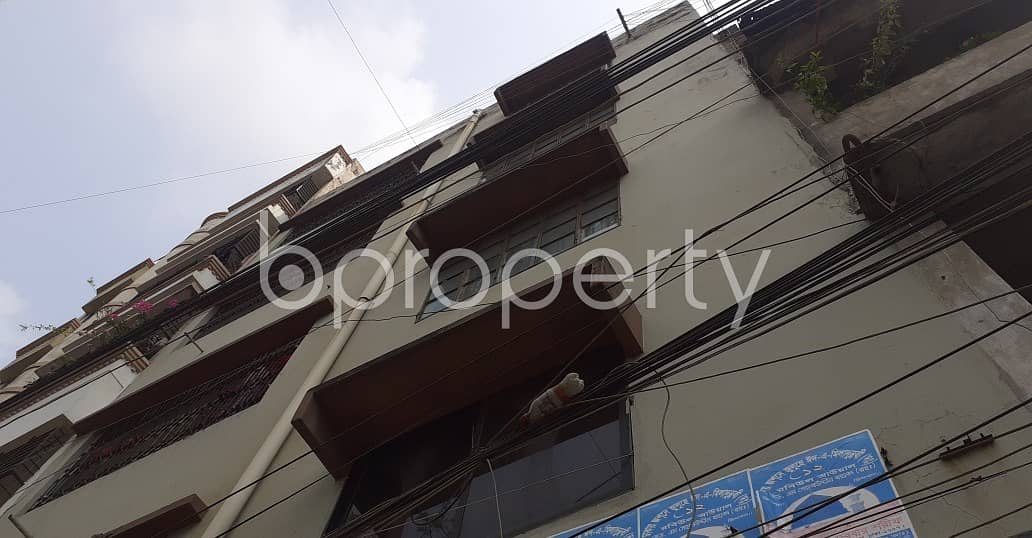 Rightly Planned Commercial Shop Space Is For Rent In Salimullah Road, Mohammadpur