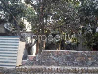 Plot for Sale in Sutrapur, Dhaka - Sutrapur Is Giving You A 2700 Sq Ft Plot For Sale