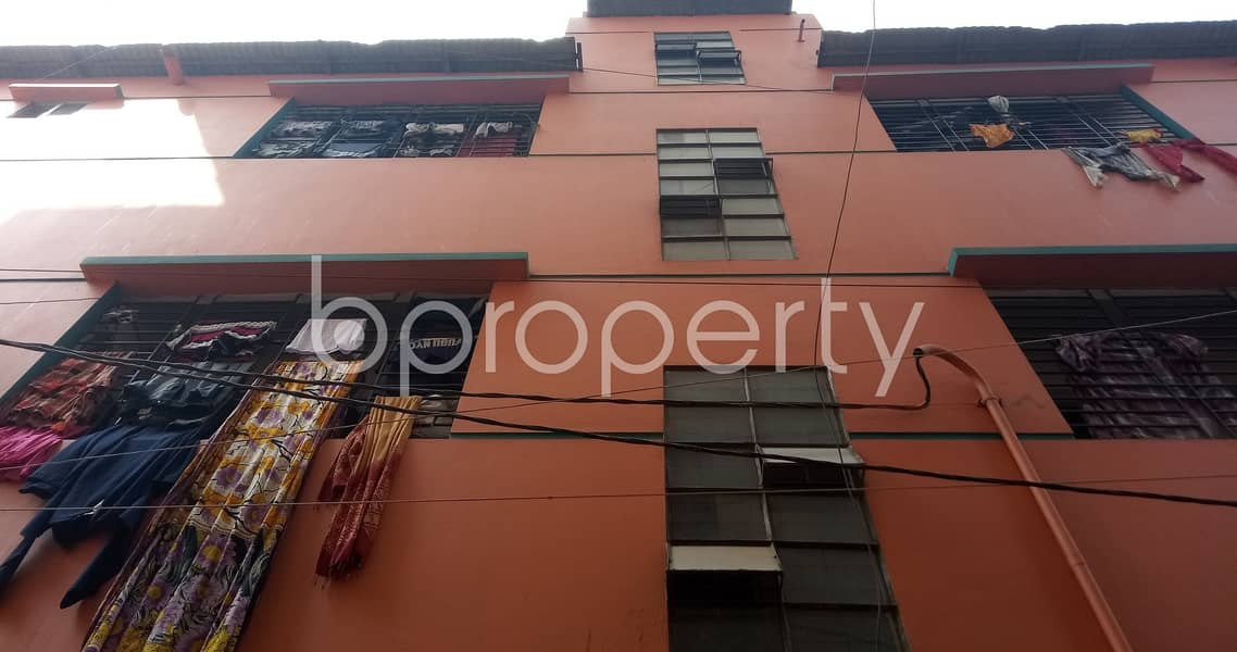 View This 2460 Sq Ft Full Building Up For Sale At Mirpur