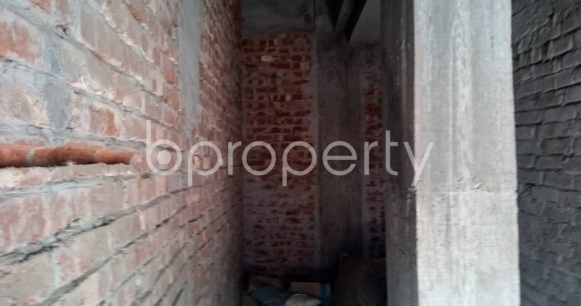 120 Sq Ft Commercial Space Is Ready To Rent At Mirpur