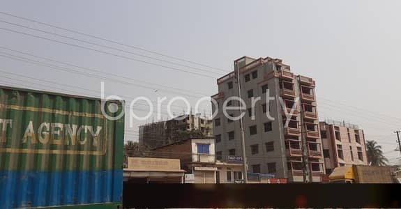 2 Bedroom Flat for Rent in Halishahar, Chattogram - This Rental Property Of 800 Sq Ft Is Suitable For Family Home, Situated In Halishahar