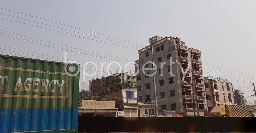This Rental Property Of 800 Sq Ft Is Suitable For Family Home, Situated In Halishahar
