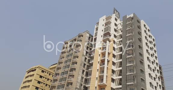 3 Bedroom Apartment for Rent in Halishahar, Chattogram - In The Amazing Location Of Port Connecting Road, There Is A Residence For Rent