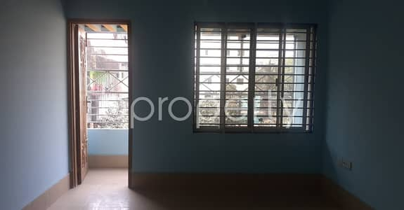 2 Bedroom Flat for Rent in Uttar Lalkhan, Chattogram - A 1000 SQ FT very reasonable medium flat is available for rent at Khulshi 1