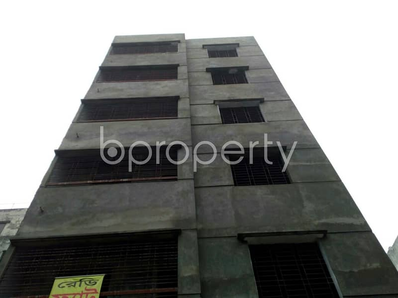 An Apartment Is For Sale In Mirpur Near City Hospital & Diagnostic Center