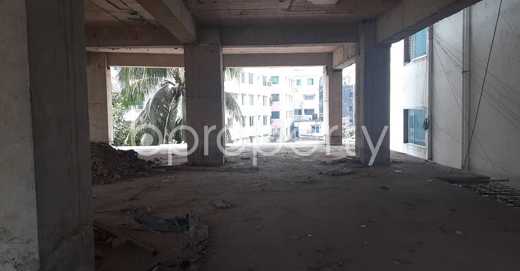 Commercial Shop Of 200 Sq Ft Shop Is Up For Sale At Bakalia