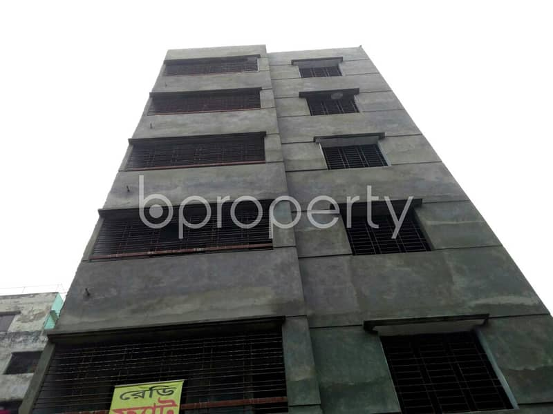 An Apartment Which Is Up For Sale At Mirpur Near To City Hospital & Diagnostic Center