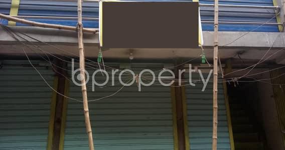 ভাড়ার জন্য এর অফিস - মগবাজার, ঢাকা - 850 Square Feet Commercial Office Is For Rent In Shaheed Tajuddin Ahmed Ave, Maghbazar