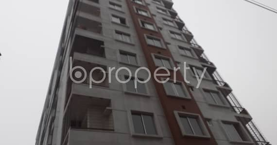 Near Mohammadpur Thana, A Flat Is For Sale In Mohammadpur
