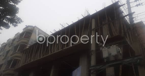 An Apartment Which Is Up For Sale At Mohammadpur Near To Chandrima 2nd Avenue Mosque