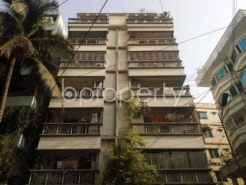 2000 Sq. Ft. apartment for sale is located at Mohammadpur, near to Institute for Community Development