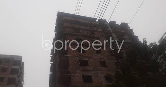 An Apartment Is Up For Sale At Bochila Near Alhaj Mockbul Hossain University College