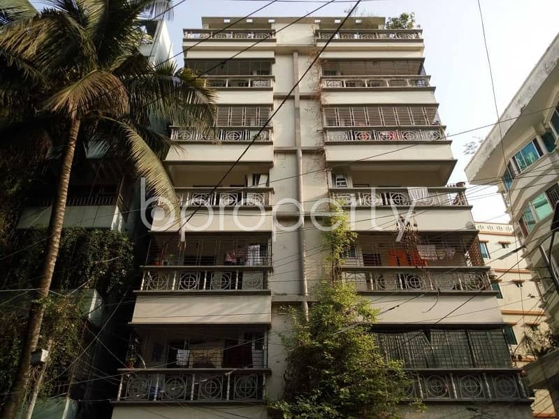 1000 SQ Ft apartment for sale is located on Mohammadpur near to Institute for Community Development