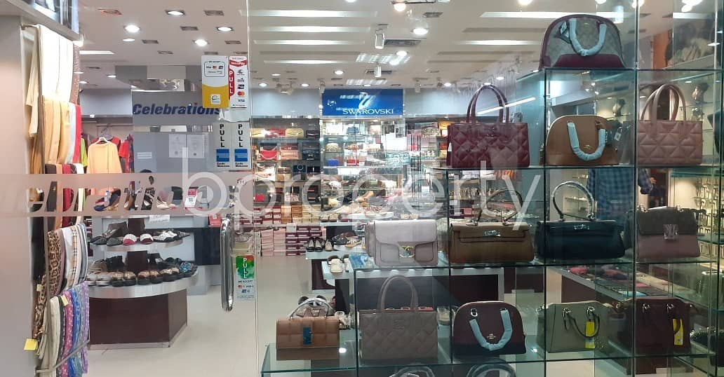 Commercial Shop Of 770 Sq Ft Is For Rent In Gulshan 1.