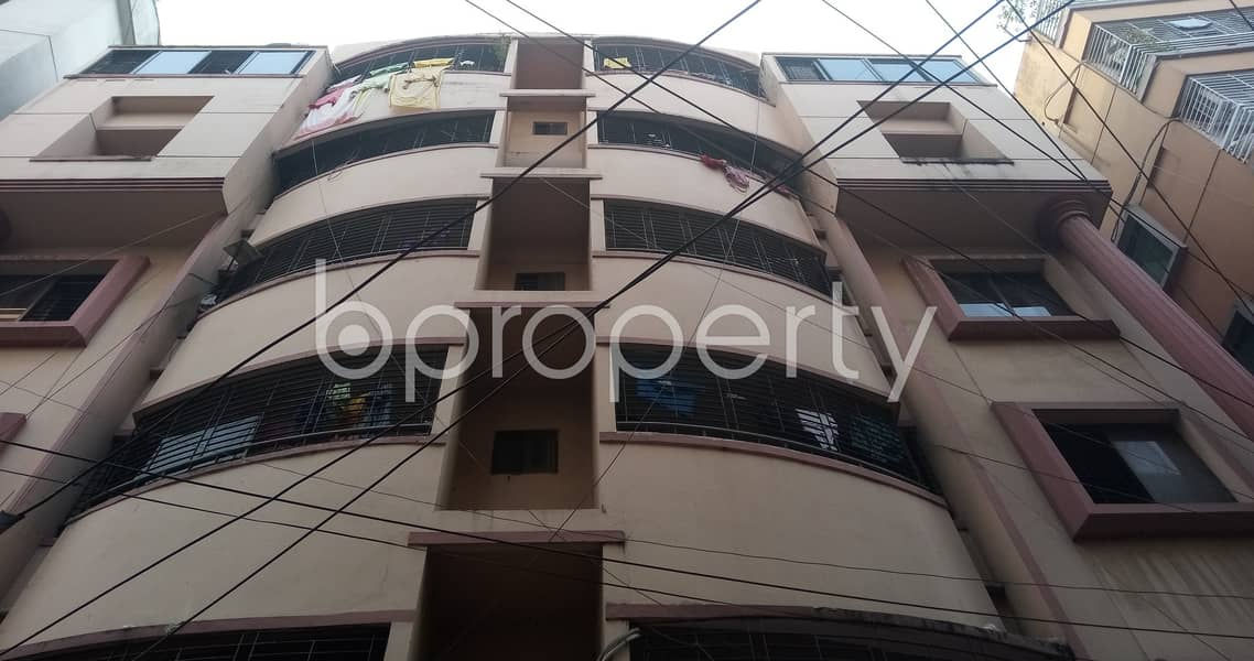 Maghbazar Is Offering You A 900 Square Feet Apartment For Rent
