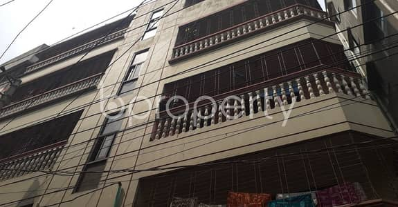 2 Bedroom Flat for Rent in Dakshin Khan, Dhaka - This House Is Located For Rent With Satisfactory Price In The Desirable Place Of Mollartek.