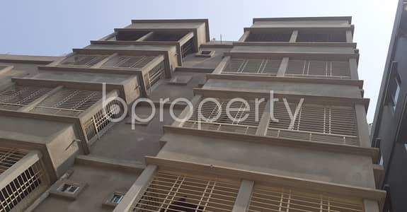 2 Bedroom Flat for Rent in 10 No. North Kattali Ward, Chattogram - A convenient 1000 SQ FT residential flat is prepared to be rented at North Kattali Ward