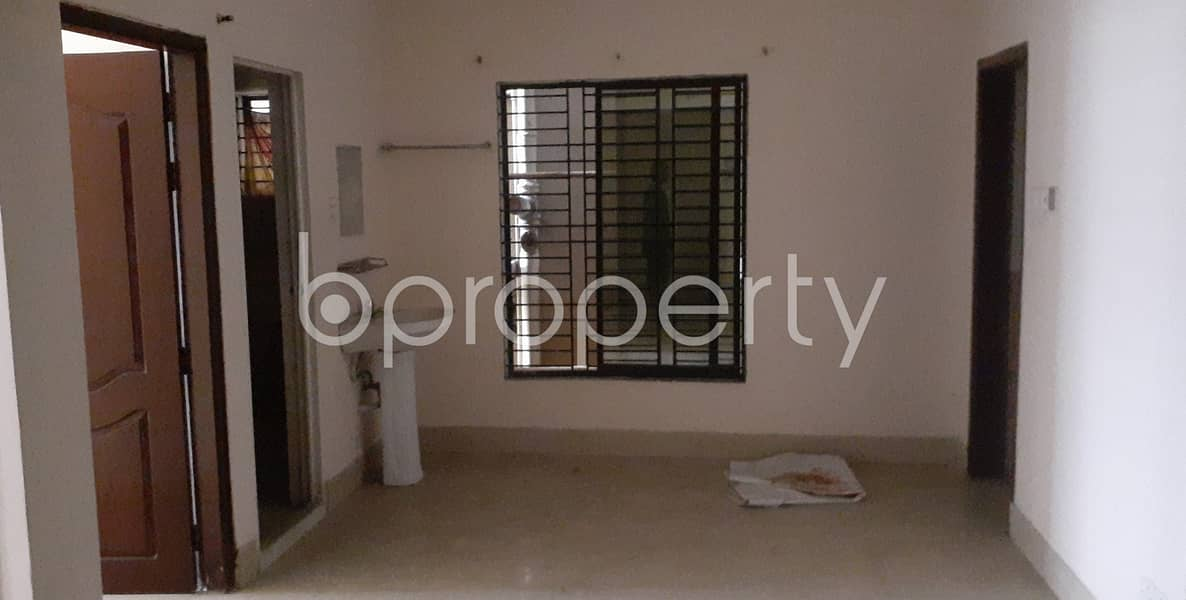 Strongly Constructed 2 Bedroom Living Place Is Available To Rent In Joy Pahar Housing Estate With Satisfactory Price.