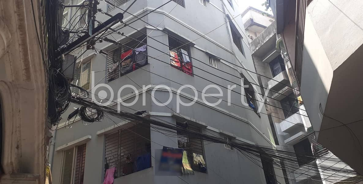 Be the dweller of this beautiful 800 SQ FT residential home vacant for rent at Kazir Dewri
