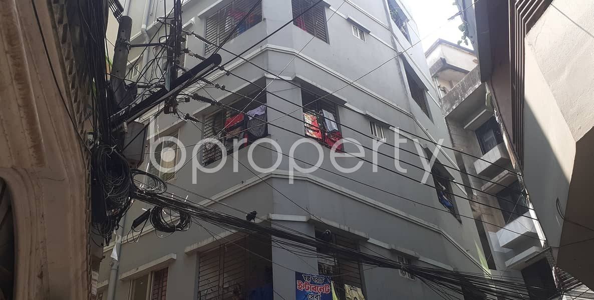 Be the dweller of this beautiful 1000 SQ FT residential home vacant for rent at Kazir Dewri